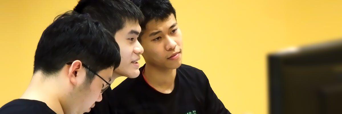香港電腦奧林匹克競賽是一年一度的中學生編程比賽